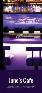 Brochure Lounge Bar